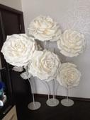 Роза напольная кустовая