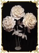 Светильник напольный букет роз
