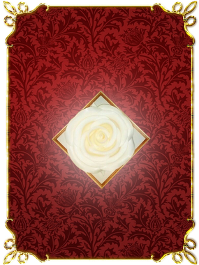Светильник настенный роза